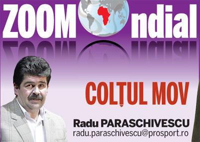 Editorial Radu Paraschivescu: Continuatorul