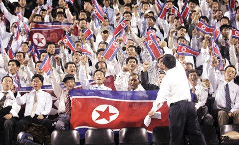 Coregrafie din Coreea de Nord