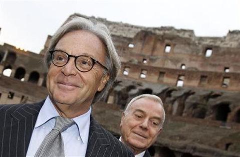 Patronul lui Mutu dă 25 milioane de euro pentru refacerea Colosseumului