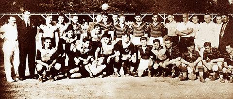 """ProSport continuă serialul """"Blaturile fotbalului românesc"""": Ripensia, campioană cu arbitrii în 1932-1933"""