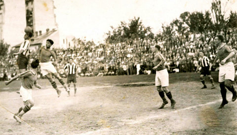 Îndreptar: cum să devii campion fără să câştigi! Vezi blaturile fotbalului între 1909 şi 1940!