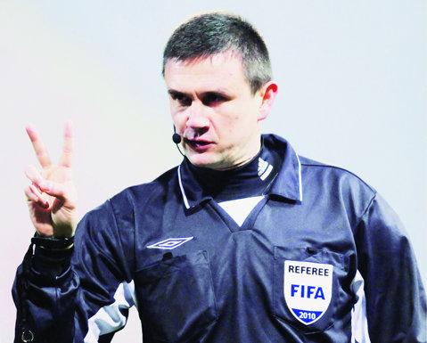 Balaj a explicat momentul dubios de la Spartak - Basel, când a anulat penalty-ul acordat ruşilor