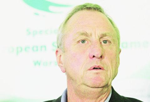 """Cruyff, despre Ştefan Kovacs: """"Un tehnician desăvârşit"""""""