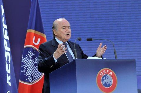 """Blatter se teme de mafia pariurilor: """"Să se aplice principiul toleranţei 0"""""""