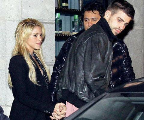 Shakira, INTERZISĂ pe Santiago Bernabeu după ce a recunoscut relaţia cu Pique!