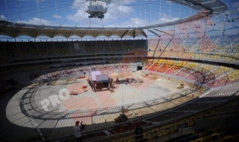 """SUPER FOTO România se pregăteşte de Euro 2024! """"Naţional Arena"""", """"Cluj Arena"""" şi noul """"Ilie Oană"""" vor fi inaugurate în 2011"""
