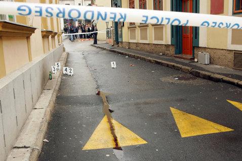 Unul dintre inculpaţii în cazul uciderii lui Marian Cozma i-a atacat pe poliţişti şi a FUGIT