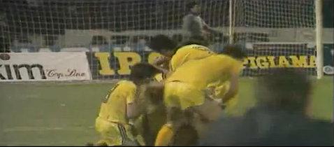 Seara campionilor mondiali! Meciul România-Italia din 1983, reeditat la Iaşi