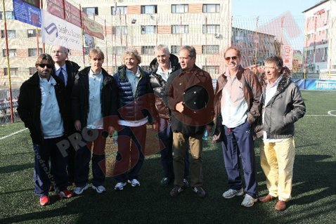"""REMEMBER România '83 - Italia '83! FOTO """"Squadra azzura"""" a ajuns la Iaşi! """"Mircea Lucescu nu va rămâne singurul antrenor care a profesat în Serie A!"""""""