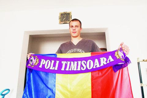 """Pantera Timişoarei! Povestea portarului care a barat drumul Stelei în Cupă şi ne """"aşteaptă"""" în preliminariile CM 2014!"""