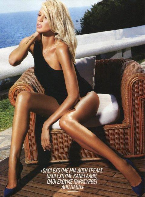 Playboy aduce distracţia la Brasov! Vedeta Playboy Grecia vine la petrecerea din club Kasho