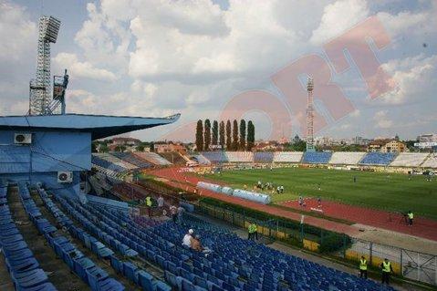 Nu au echipă, dar vor avea un stadion nou! Cel mai frumos cadou de sărbători pentru olteni