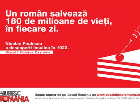 """Vodafone, BRD Groupe Societe Generale, Xerox se alătură campaniei """"De ce iubesc România"""""""