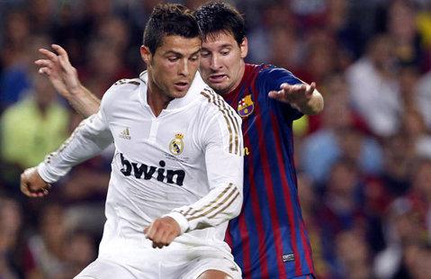 TU DECIZI cine primeşte Premiul ProSport dintre Ronaldo şi Messi! Votează AICI!