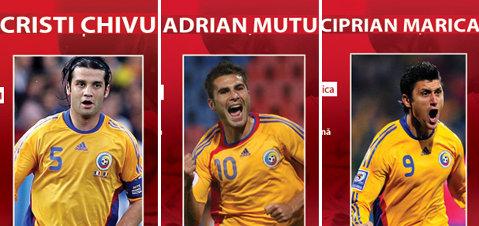 Cât de uşor e să câştigi tricourile lui MUTU, CHIVU, MARICA! Vezi ce scoate la licitaţie ANDREEA ESCA! Campania care a EMOŢIONAT ROMÂNIA !