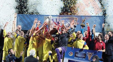 SUPER FOTO www.prosport.ro îţi prezintă imaginile anului 2011 în sportul românesc!