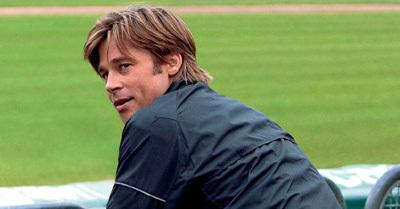 """""""Moneyball"""", nominalizat la Oscar! Cel mai bun manager e Brad Pitt! Povestea omului care a revoluţionat baseball-ul american"""