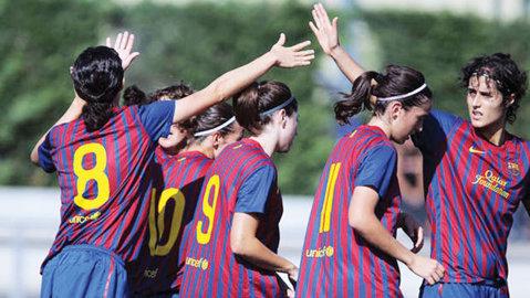Barcelona bate tot! Primul antrenor al lui Messi face furori cu echipa feminină a catalanilor