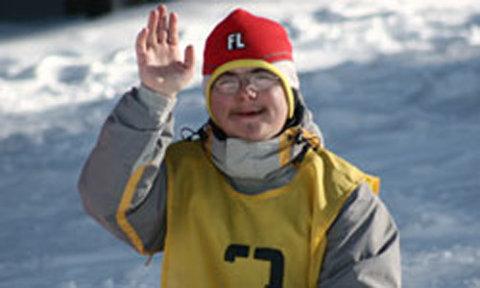 Un an până la Jocurile Mondiale de Iarnă Special Olympics
