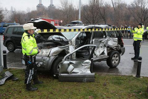 Scapă Mircea Lucescu? Poliţia a propus NUP în cazul accidentului rutier de la începutul anului