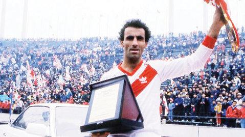 Călăul uruguayan! Atacantul lui River Plate, Alzamendi, a nimicit în '86 visul Stelei