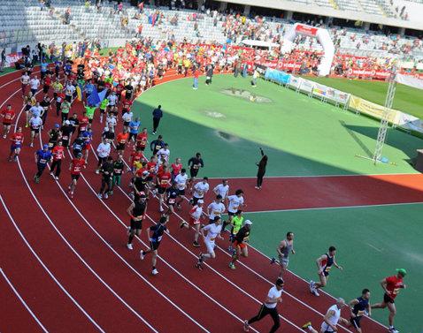 Alergătorii au învins distanţele Clujului