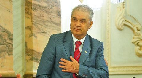 Anghel Iordănescu şi-a depus candidatura la Primăria Generală a Bucureştiului