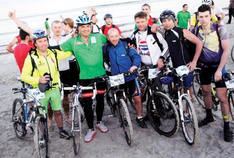 GAŞCA MEA NU POATE SĂ STEA… ProSport vă prezintă episoade din cursa pe bicicletă Bucureşti - Năvodari