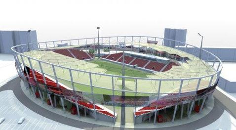 """Cel mai cochet stadion: """"Emirates de România""""! O nouă arenă ultra-modernă, având ca model stadionul lui Arsenal, se va construi în trei ani: 'Am stabilit tot, am vorbit şi la UEFA'"""