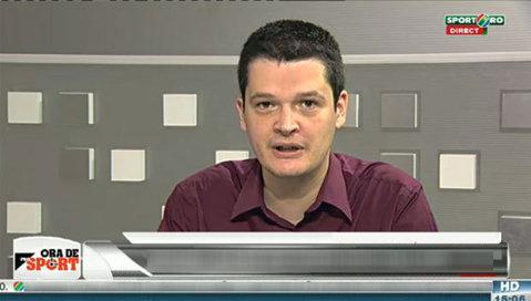 LIVE VIDEO - Ora de ProSport cu Lucian Lipovan! Comentăm ultimele posibile mutări de marcă din Liga I: Wesley şi Martinovic, aproape să părăsească România