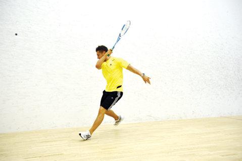 Squash, sportul din filme! Totul despre un sport foarte puţin promovat în România