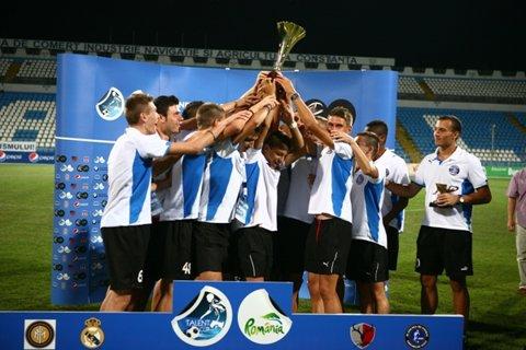 Talent Cup la a III-a ediţie: Inter vine să îi ia trofeul lui Hagi