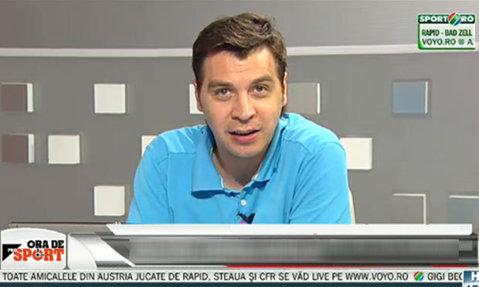 """LIVE VIDEO """"Ora de ProSport"""" cu Costin Ştucan! Steaua, Dinamo şi Vaslui joacă în play-off-ul EL! Cine se califică în grupe?"""