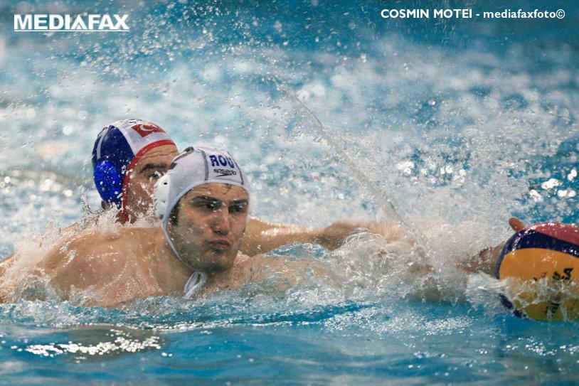 Ce spune Cosmin Radu, căpitanul naţionalei de polo, despre victoria de debut la Europene şi despre meciul de miercuri cu Italia