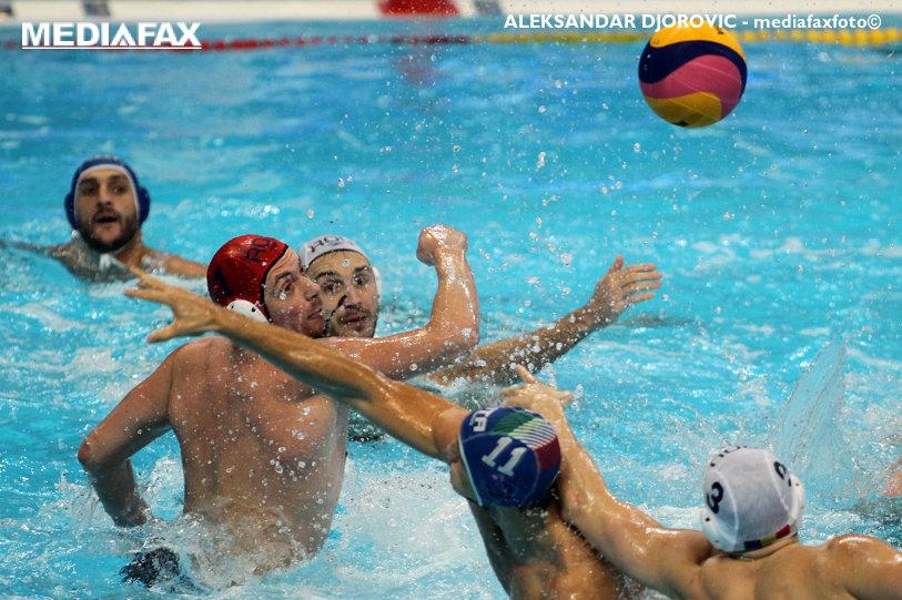 România - Malta 12-7 la Europeanul de polo, urmează din nou Germania. Tricolorii păstrează şanse de a ajunge la turneul preolimpic, chiar dacă au pierdut în optimi la CE de la Belgrad. Noul obiectiv: locul 9