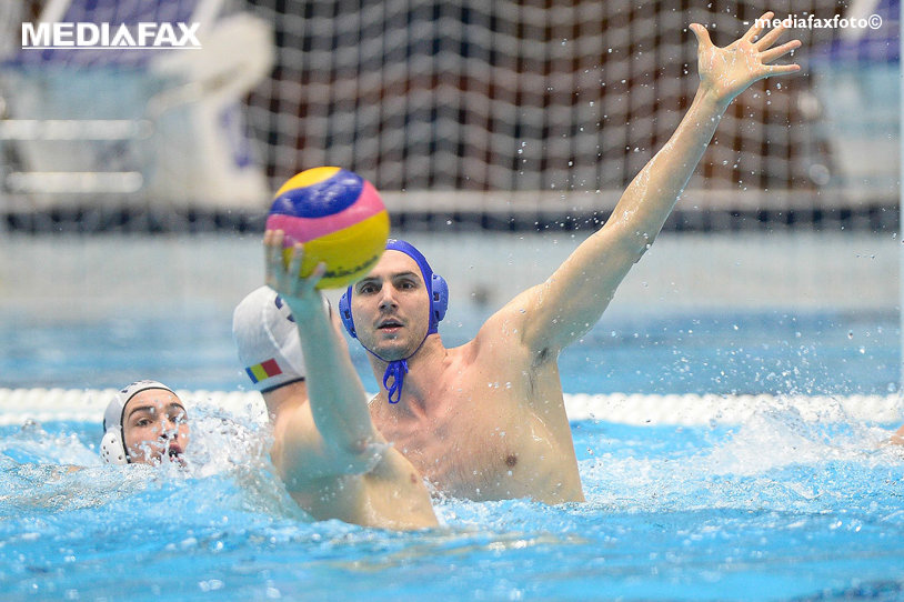 România va întâlni Franţa în finala pentru locurile 9-12, la CE de polo de la Belgrad