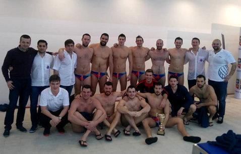 CSM Digi Oradea a câştigat Cupa României la polo