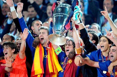 """""""Sinonim pentru Barcelona"""". Carles Puyol, liderul care i-a condus pe catalani într-una dintre cele mai de succes perioade din istoria clubului"""