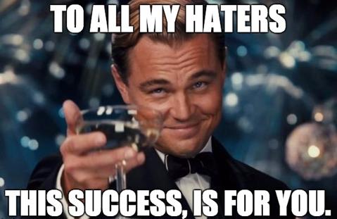 (P) 3 semne că vei deveni un parior de succes chiar dacă nu pare la prima vedere