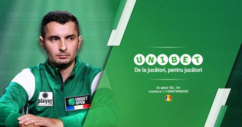 (P) Romanul Dan Murariu a devenit Ambasador Unibet Poker