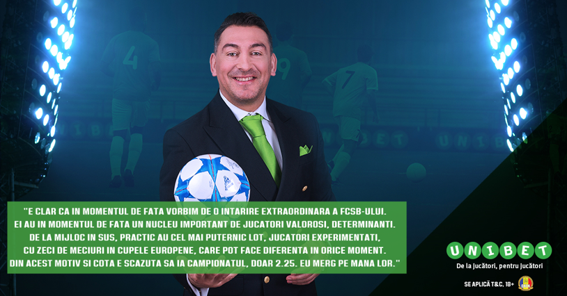 (P) Interviu Ilie Dumitrescu: pariuri online pentru sezonul de Liga1 17/18