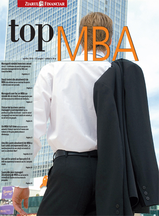 Anuarul Top MBA 2016
