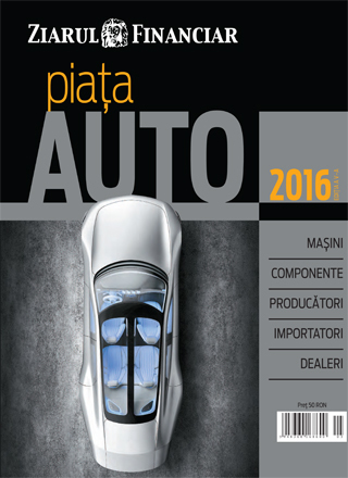 Anuarul Piaţa Auto 2016