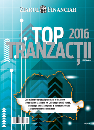 Anuarul Top Tranzactii 2016