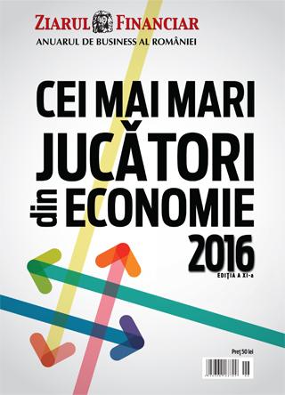Anuarul Cei mai mari jucatori din economie 2016