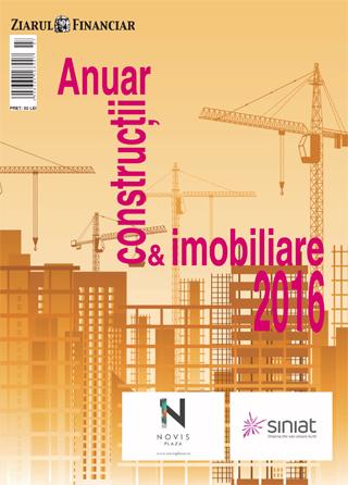 Anuarul Construcţii şi Imobiliare 2016