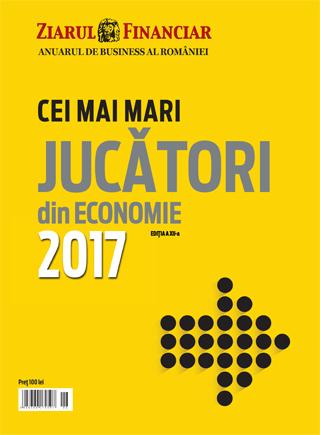 Anuarul Cei mai mari jucători din economie 2017