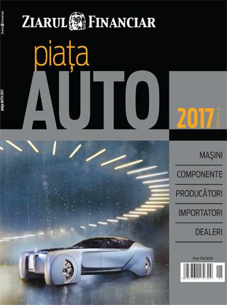 Anuar Piaţa Auto 2017