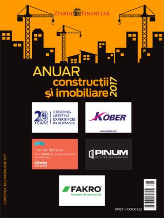 Anuarul Construcţii şi imobiliare 2017