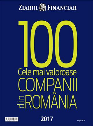 Anuarul 100 cele mai valoroase companii 2017